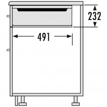 Pantry Box Lebensmittel Aufbewahrung Vorratsbox