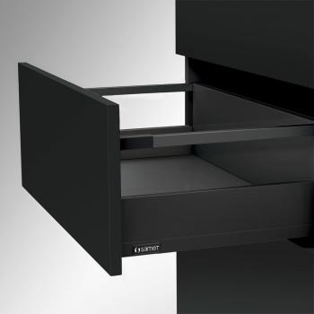 smartflow schubladensystem soft close softclose 195 mm schublade schubladen komplettset. Black Bedroom Furniture Sets. Home Design Ideas
