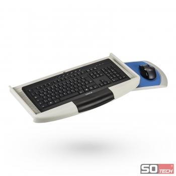 Tastaturauszug Mit Mauspad Computertisch Tastatur Schreibtisch
