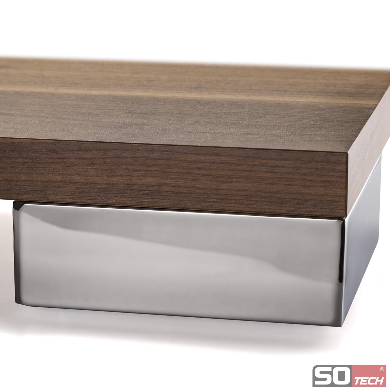 Möbelfüße Metall Eckig.Möbelfuß Möbelfüße Juliett Chrom 150 X 150 Mm