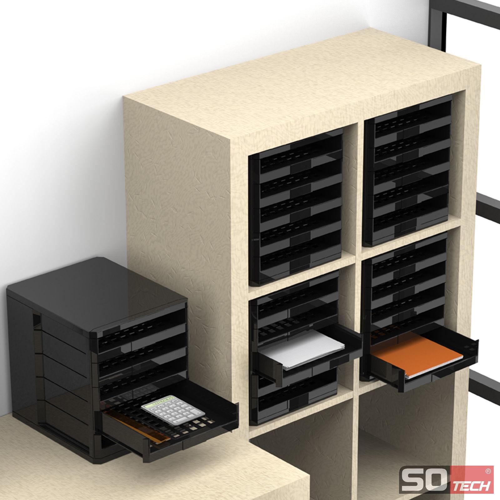 Sotech So Tech Ninka Buroablage Briefablage Schubladenbox Systembox