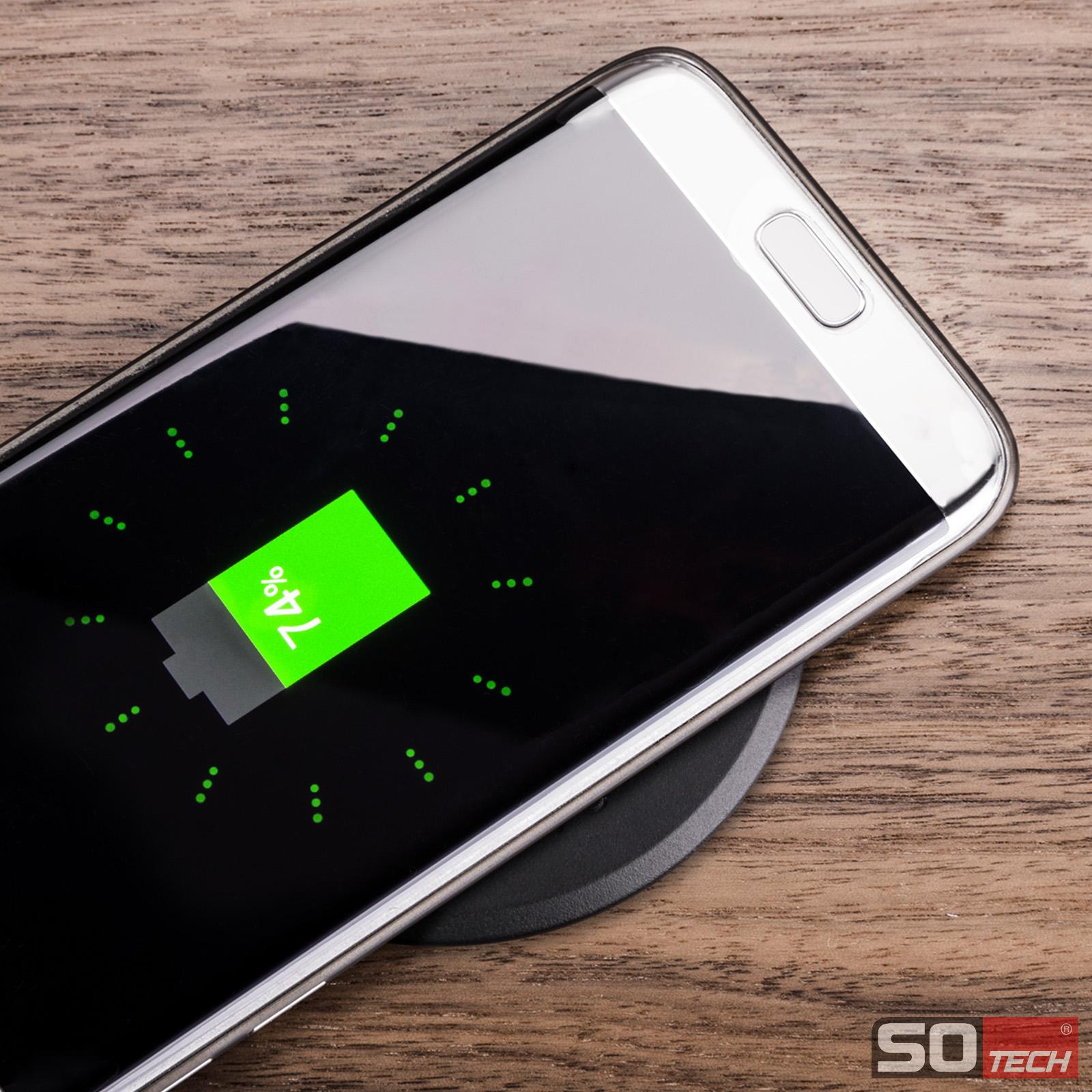 Qi Wireless Charger Induktionsladegerat Zum Einbau In Einer 60mm
