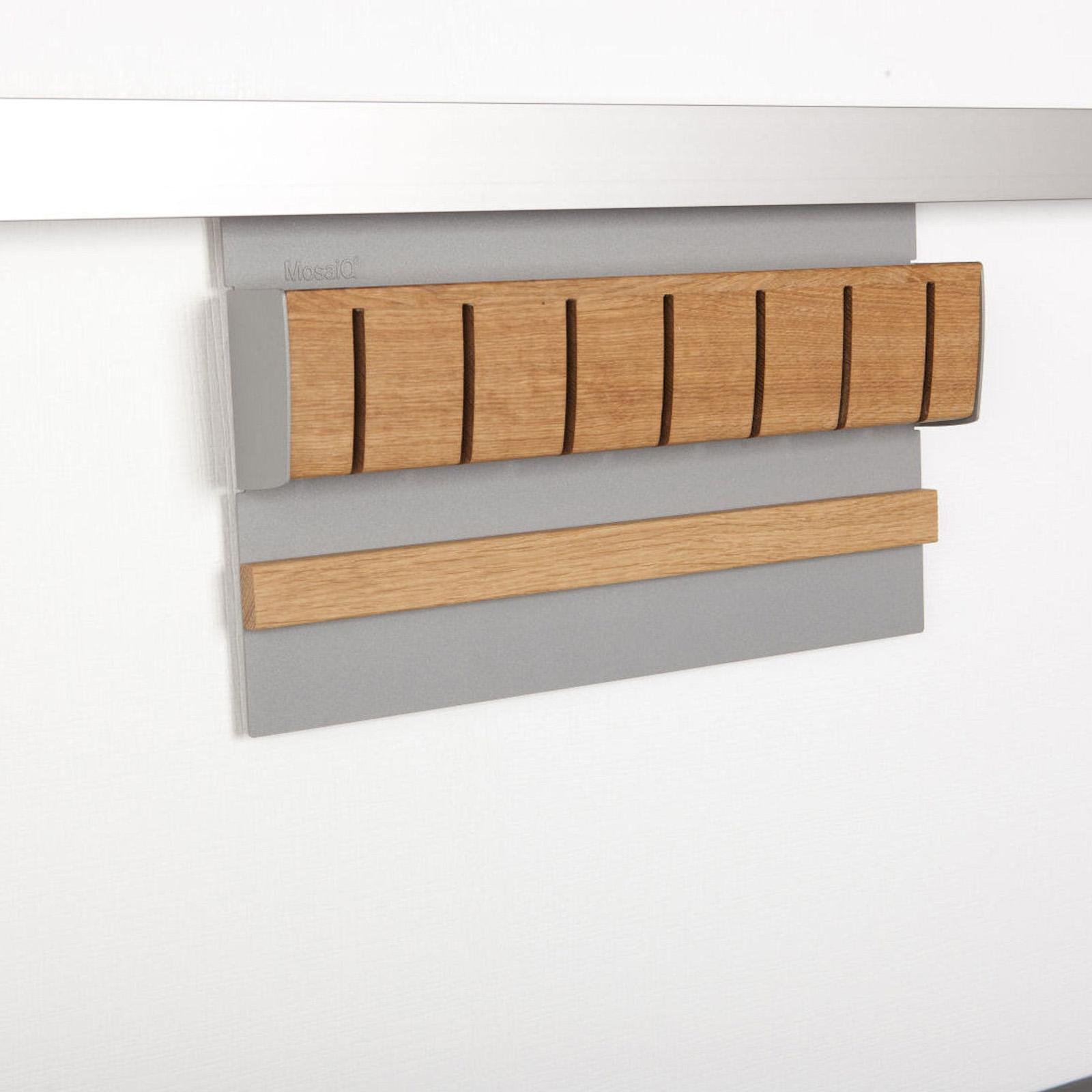 kesseb hmer linero mosaiq magnet messerhalter titan grau. Black Bedroom Furniture Sets. Home Design Ideas