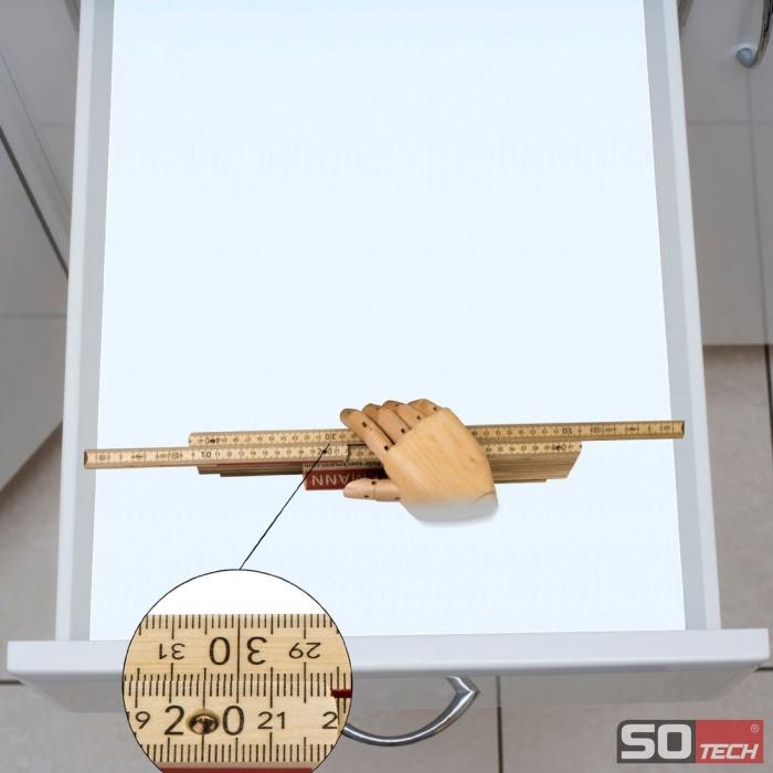 ORGA-BOX® III Buche Besteckeinsatz für Nobilia ab 2013, Pronorm ...