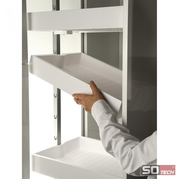 apothekerschrank schalensystem apothekerschale dispensa junior swing k che k chenzubeh r. Black Bedroom Furniture Sets. Home Design Ideas