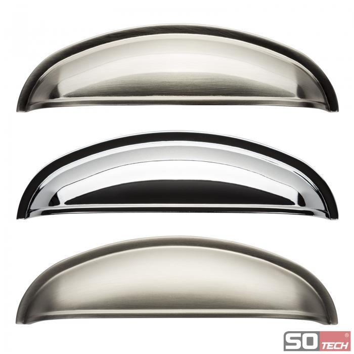 Griffmuschel griffschale schalengriff muschelgriff antik for Schubladengriffe metall
